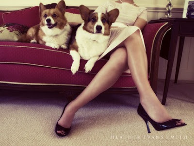 """""""In the Parlor with Mrs. S."""""""