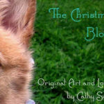 Blog happy:  The Christmas Corgi