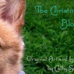 Blog happy:  The Christmas Corgi