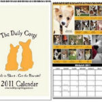 The Calendar has already raised $325 for CorgiAid!