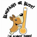 BlogPaws or Bust UPDATE:  I'm 84% there!