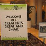 BlogPaws 2011:  A real life Animal House!
