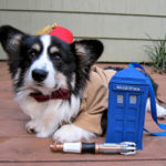 PRIZES!  The Third Annual Daily Corgi Howl-O-Ween Costume Contest!