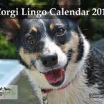 The 2011 CorgiPals Corgi Lingo Calendar!