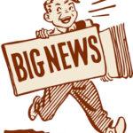 Big News: Giveaway Winners!