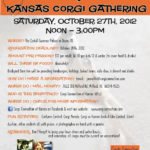 Howling Kansas Corgi Gathering — October 27th!