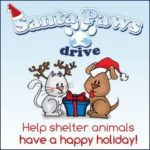 Give Shelter Animals A Happy Christmas for Just A Dollar!