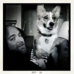Real Men Love Corgis: Scooter and Daniel!
