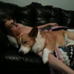 Good Night Totem and David, Good Night Corgi Nation …