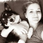 Saturday Smilers: A Girl and Her Corgi!