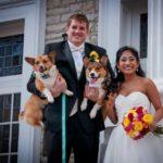 A Very #Corgi Wedding Week: Maria & Kyle!