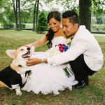 A Very #Corgi Wedding Week: Cynthia & Marc