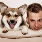 Real Men Love #Corgis!