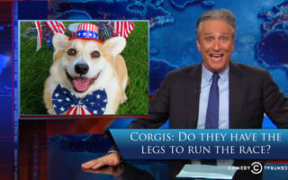 Stumpin' for Prez: Vote CORGI!