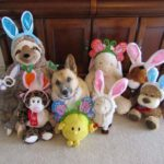 Happy Easter Beasties!