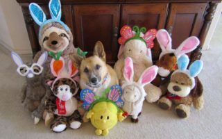 Happy Easter Beasties!