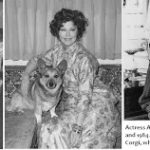 Actress Ava Gardner:  Owned by Corgis!