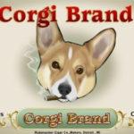 Corgi Art:  Brian Rubenacker
