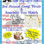 Wisconsin Corgi Picnic:  July 24th!