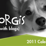 Corgis with Blogs Calendar Contest!