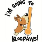 I'm BlogPaws bound!