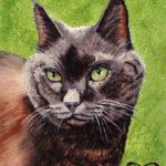 Art Corner:  Kitten Girl!