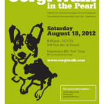 Tomorrow:  The 5th Annual Corgi Walk in the Pearl!