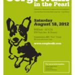 Tomorrow:  The 5th Annual Corgi Walk in the Pearl!