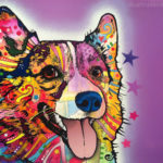 Pop (Art) Goes the Corgi!
