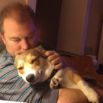 Real Men Love Corgis: Rob and Harold!