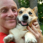 Real Men Love Corgis: Monty and Keith!