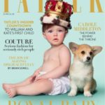 Cover Corgi: Tatler Magazine June 2013