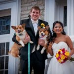 A Very #Corgi Wedding Week: Maria & Kyle!