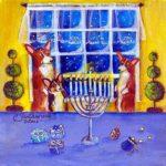 A Very #Corgi Hanukkah!