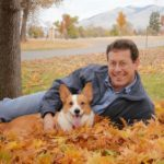 Astro the #Corgi Made A Dog Lover Out of Him!