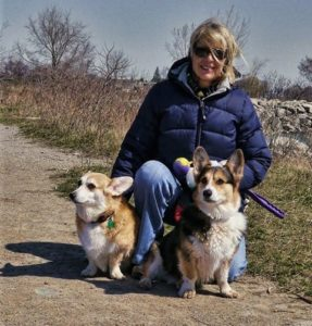 Deb, Rupert and Jemma