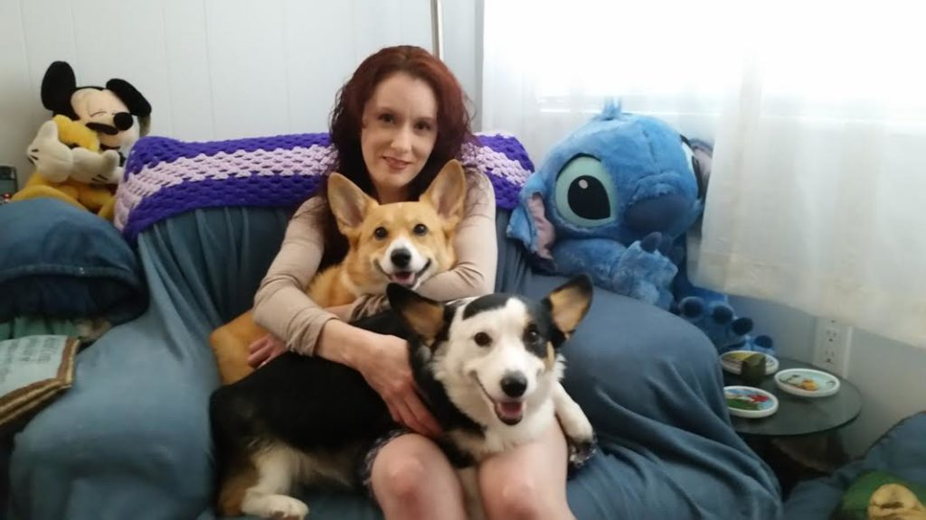 Willow, Skye and Angie